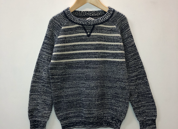 Jumper - Stripy knit - Age 7
