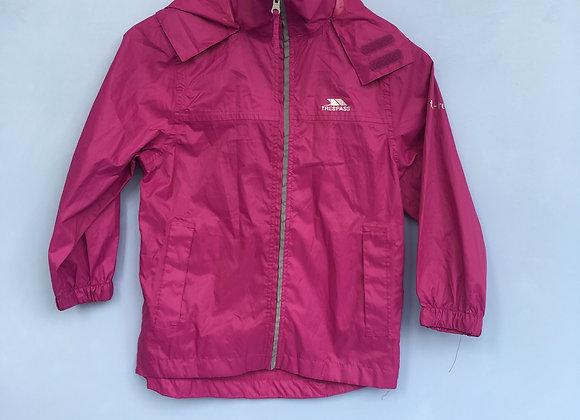 Jacket - Waterproof - Trespass
