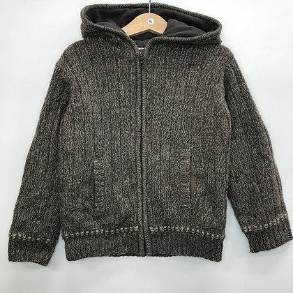 Hoodie - Fleece Lined - Age 4