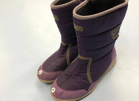 Walking boots - Purple - Shoe size 2
