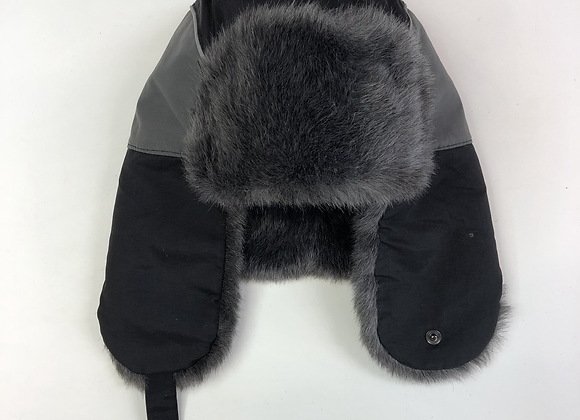 Trapper Hat - Black