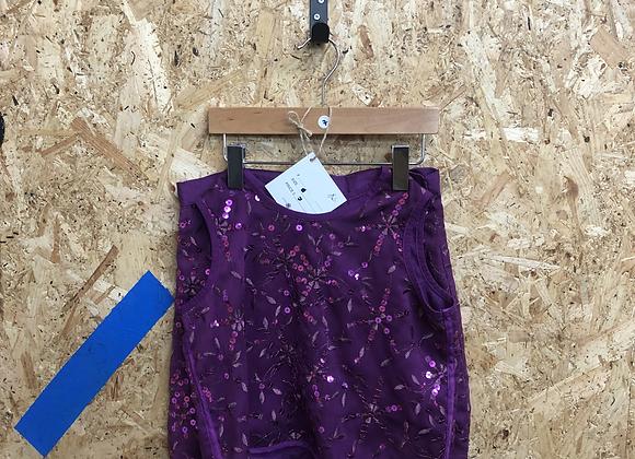 Two Piece - Purple - Age 7