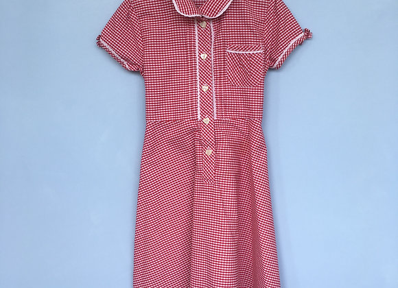 Red Summer Dress - TU