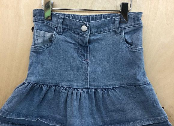 Skirt - Denim - Age 4