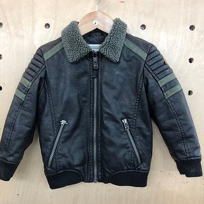 Jacket - Leather (fake) - Age 2