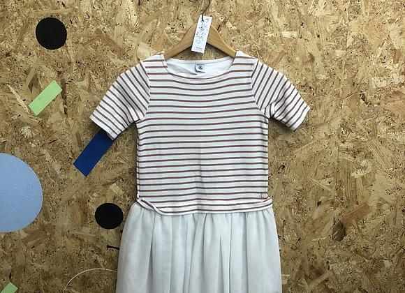 Dress - Stripy & tulle - Age 10
