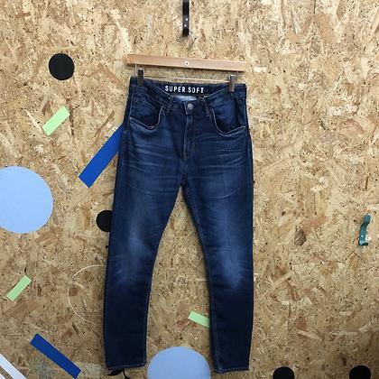 Blue Denim Jeans Age 14