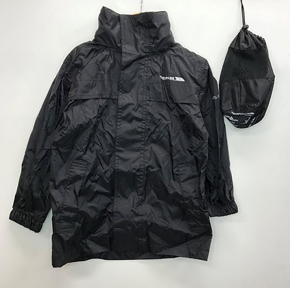 Jacket - Black - Age 3