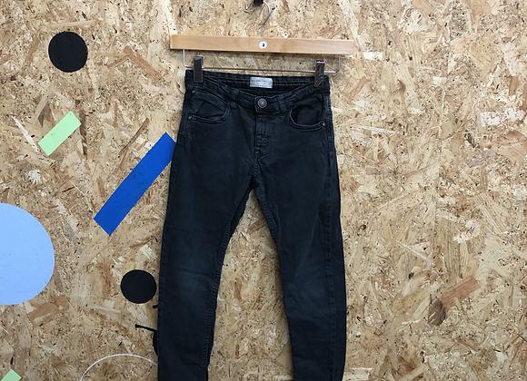 Dark Blue Denim Jeans Age 7