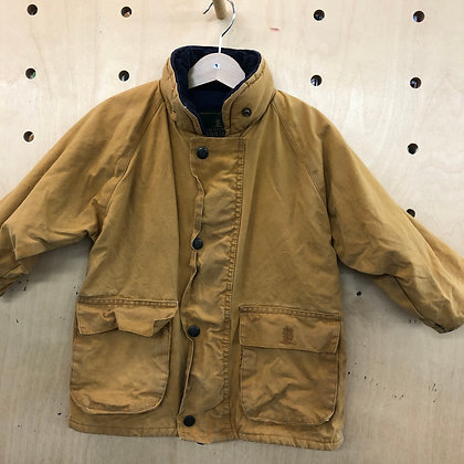 Jacket - Waxed cotton - Age 4