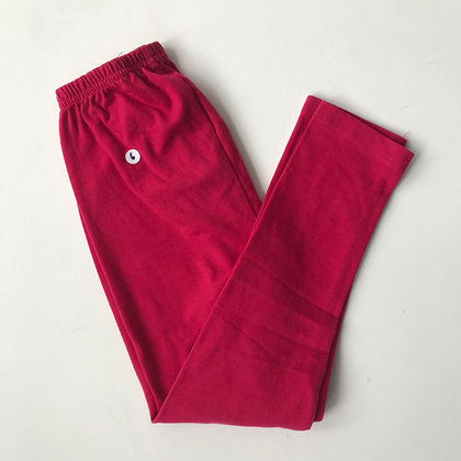 Leggings - Fuchsia Pink - Age 6