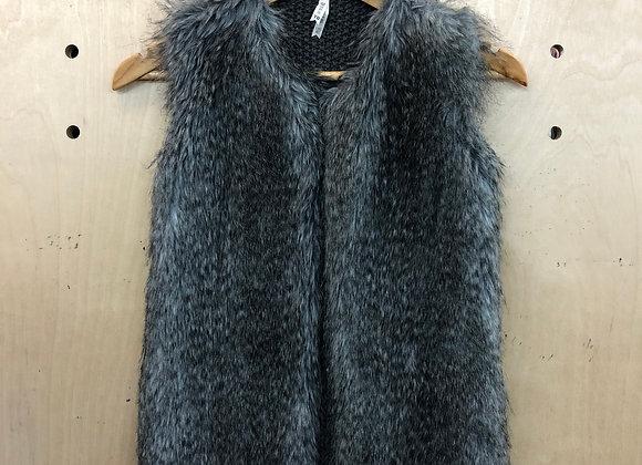 Body Warmer - Faux Fur - Age 9
