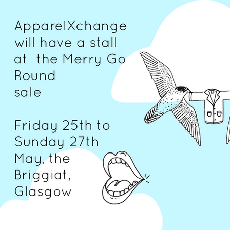 Meet ApparelXchange at the Merry Go Round Sale