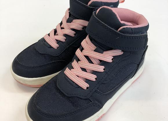 Walking Boots - Navy - Shoe Size 11 (jr)