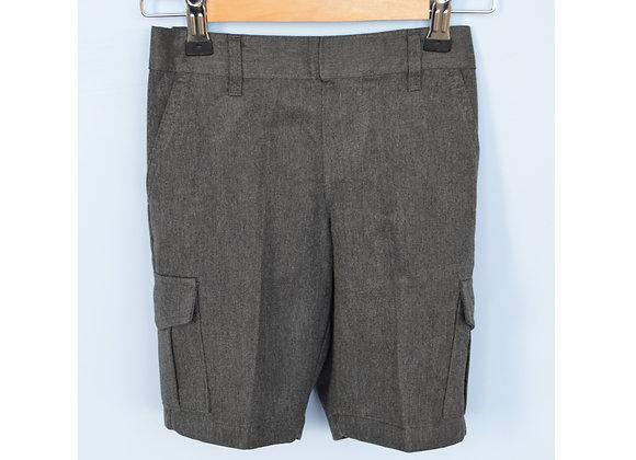 Shorts - Uniform - Grey Combat