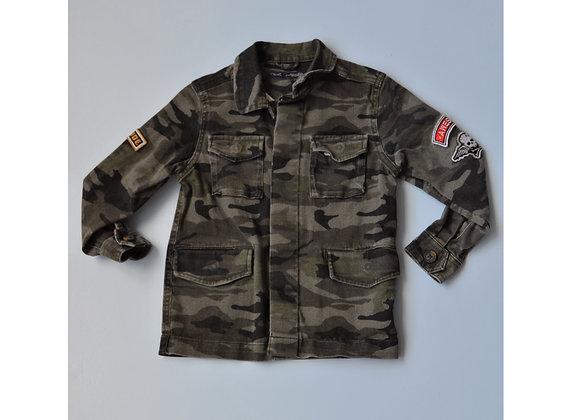 Jacket - Denim, camouflage - Age 4
