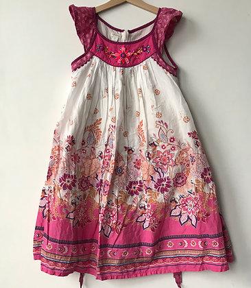 Dress - Monsoon - Age 10