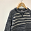 Thumbnail: Jumper - Stripy knit - Age 7