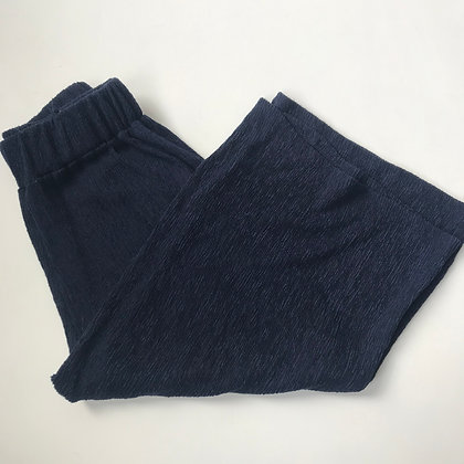 Capri Trousers - Navy - Age 11