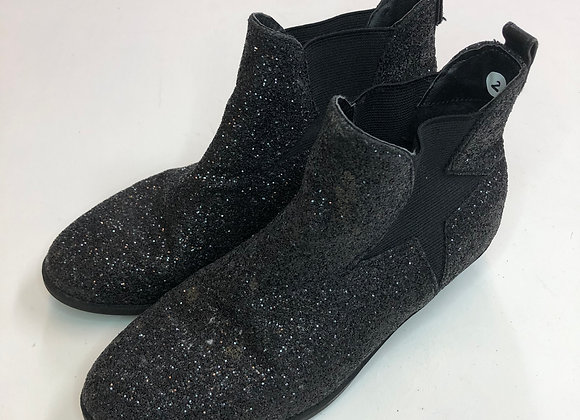 Boots - Sparkly - Shoe size 2
