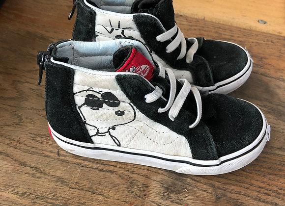 Trainers - Vans - Shoe size 8 (jr)