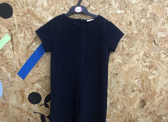 Dress - Navy - Age9