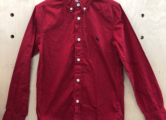 Shirt - Red - Age 8