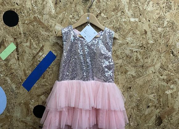 Pink Dress -Age 5