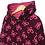 Thumbnail: Fleece - Pink butterflies - Age 8