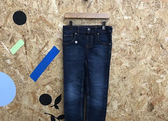 Jeans - Dark blue - Age 5