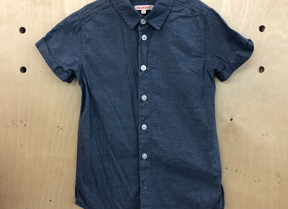 Shirt - Blue Grey - Age 7