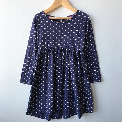 Dress - Polkadots - Age 5