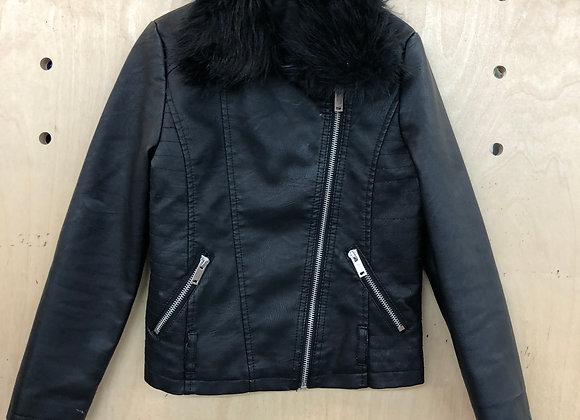 Jacket - Fake Leather - Age 7