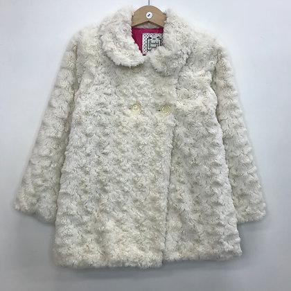 Jacket - Faux Fur - Age 3