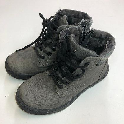Boots - Grey - Shoe size 12 (jr)