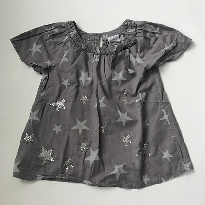 Blouse - Sequin Stars - Age 6