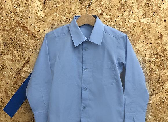 Shirt - Long sleeved -Blue