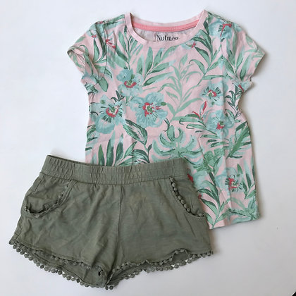 Bundle - Shorts & Top - Age 5