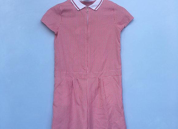 girls summer jumpsuit - age 10