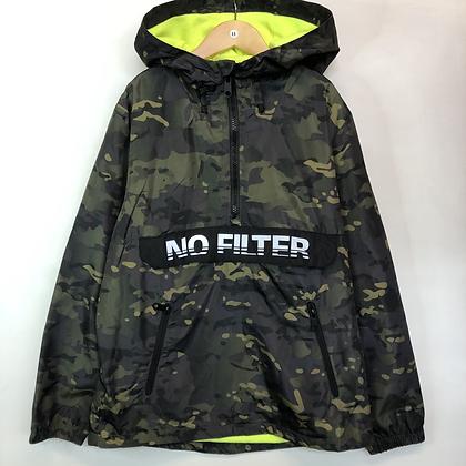 Jacket - Camo Fleece Lined - Age 11