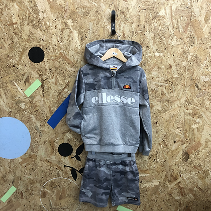 Ellesse Shorts and Jumper Set Age 6