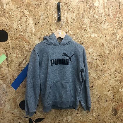 Grey Puma Hoodie Age5