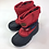 Thumbnail: Snow Boots - Red - Shoe size 10 (jr)