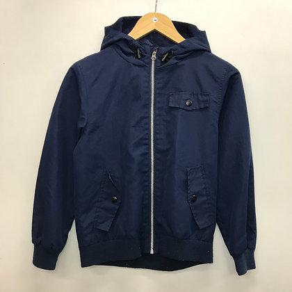 Jacket - Navy - Age 10