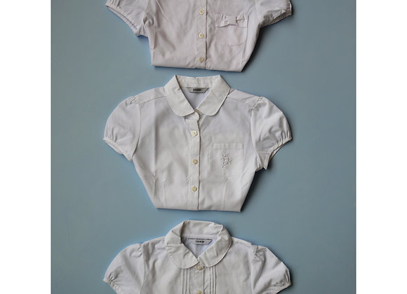 Girls Short Sleeve - 3x age 7