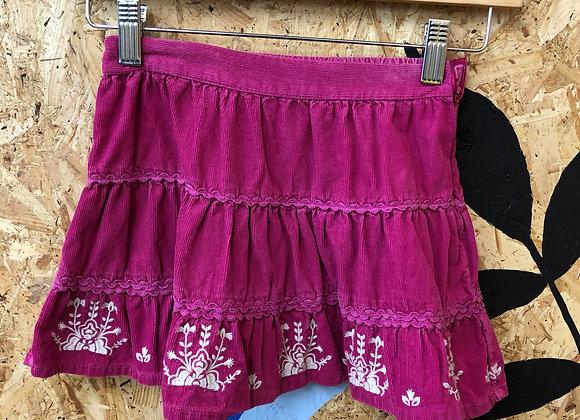 Skirt - Corduroy - Age 4