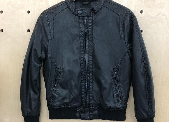Jacket - Zara leather - Age 11