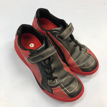 Football trainer - Velcro - Shoe size 2