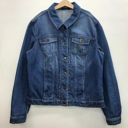 Jacket - Denim - Adult M