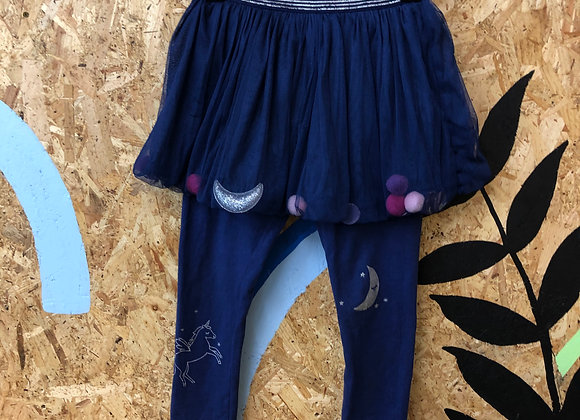 Skirt - with leggings - Age 5